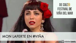 MON LAFERTE Festival de Viña del Mar / 60 Momentos de Culto #VIÑA #FESTIVALDEVIÑA