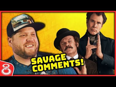 Everybody Hates HOLMES AND WATSON - WORST MOVIE EVER?!