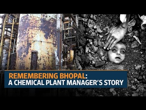 Bhopal Gas Tragedy: A chemical plant manager's recounts the horrific tale