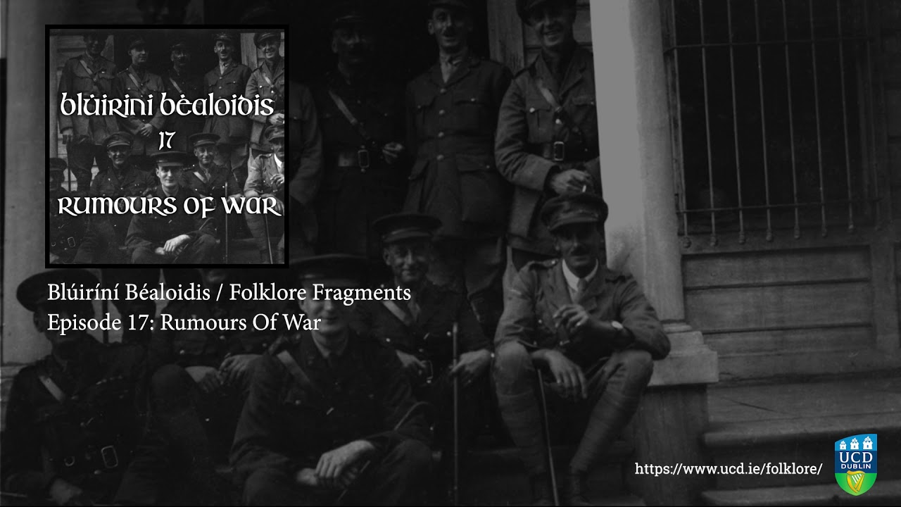 Folklore Fragments Podcast - Episode 17: Rumours of War