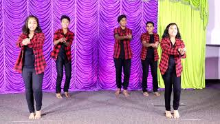 Saami Namma Saami   song By- Pas. Sammy Thangiah Tamil Christian Dance 2018