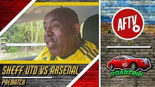 Sheffield Utd v Arsenal | Road Trip To Bramall Lane