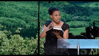Evangelical War Room Star Priscilla Shirer doesn't identify as a Black Woman Anymore but a....