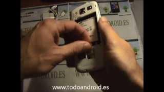 Primeros pasos con el Samsung Galaxy S4 I9505