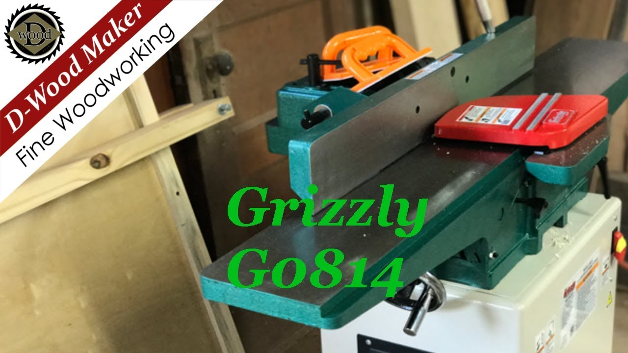 Grizzly Go490x Review