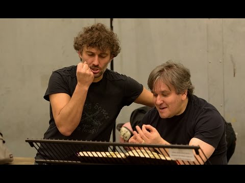 A Vocal Masterclass with Antonio Pappano and Jonas Kaufmann  The Royal Opera