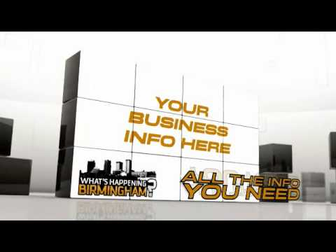 Advertise Your Business On What's Happening Birmingham TV Spot