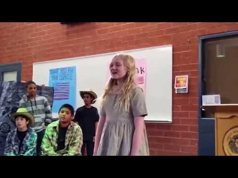 Shalee Edwards as Dorothy 11.11.15
