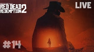Red Dead Redemption II #14 LIVE