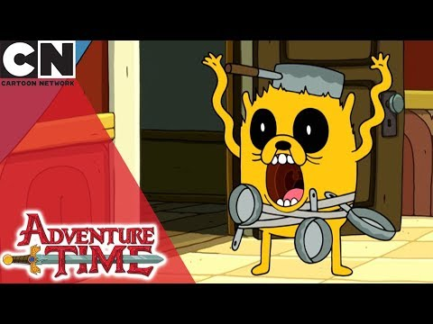 Adventure Time | The Haunted House | Cartoon Network