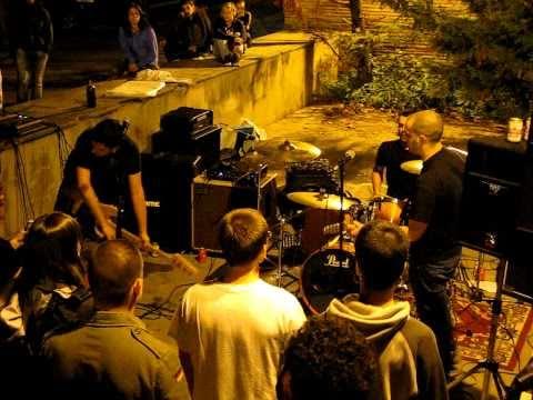 The Gundown @ Sugar Il·legal Fest 2010 - El Sucre - Vic [2 of 4]