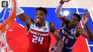 New York Knicks vs Sacramento Kings - Full Game Highlights | December 13, 2019 | 2019-20 NBA Season
