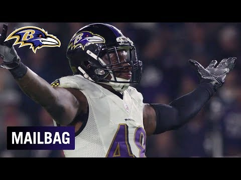 What's Next for Baltimore's Linebacker Squad? | Ravens Mailbag