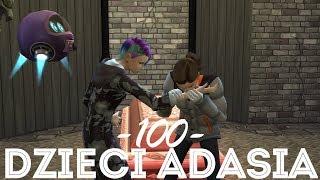 The Sims 4 Pl : Wyzwanie 100 dzieci Adama #138 - To będzie hit!