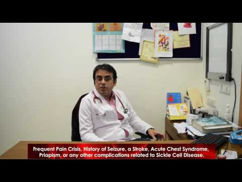About Sickle Cell Anemia Treatment by Bone Marrow Transplant in India