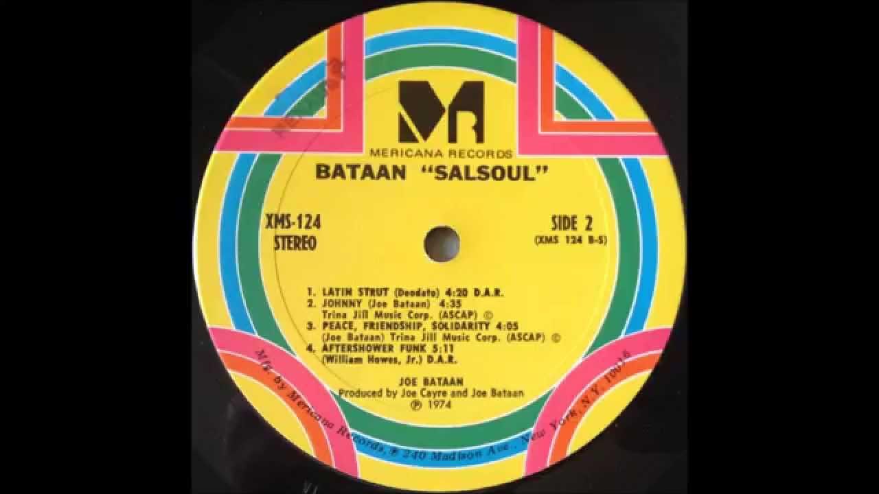 Joe Bataan* Bataan - Woman Don't Want To Love Me