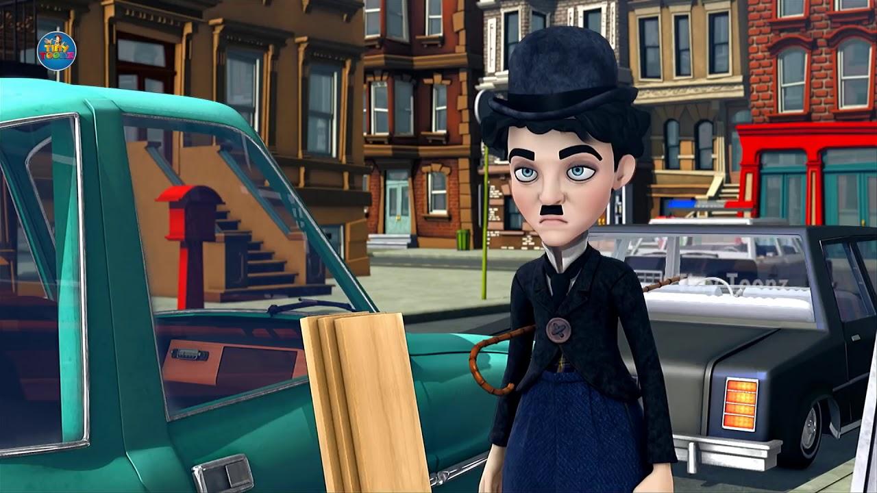 Charlie Chaplin ᴴᴰ Tập Mega [2] – [Phim hoạt hình hài kịch mới nhất dành cho trẻ em]