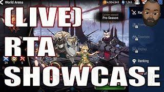 (Live)Epic Seven Official Live Stream - RTA SHOWCASE