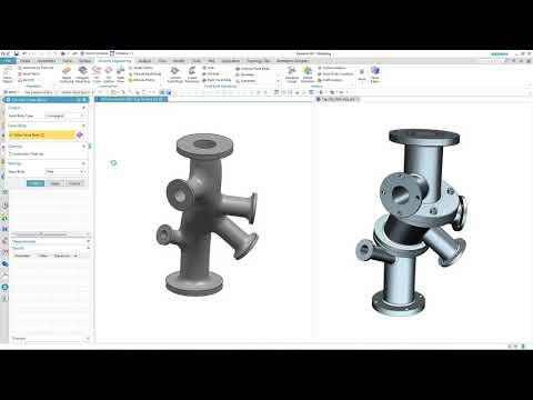 Nx Advances Generative Design Technology Siemens Plm