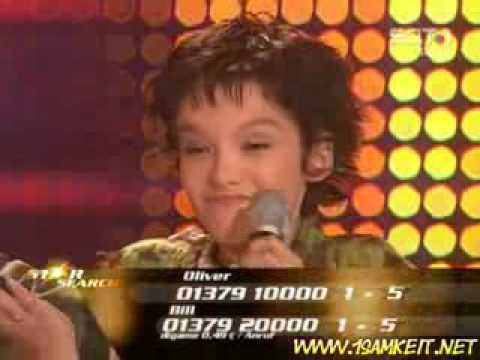 Bill Kaulitz - Star Search 2003 #CZ - YouTube