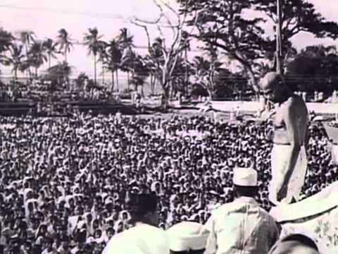 Mahatma Gandhi Deutsche Doku über Mahatma Gandhi