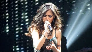 Jessica Sanchez - Best Thing I Never Had (American Idol Summer Tour 2012: Manila, Philippines)