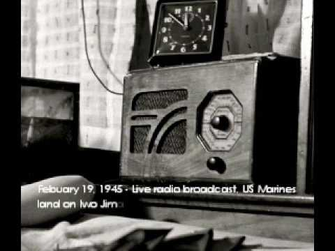 World War II Pacific Radio Broadcasts