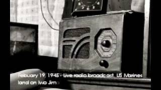 World War II Pacific Radio Broadcasts