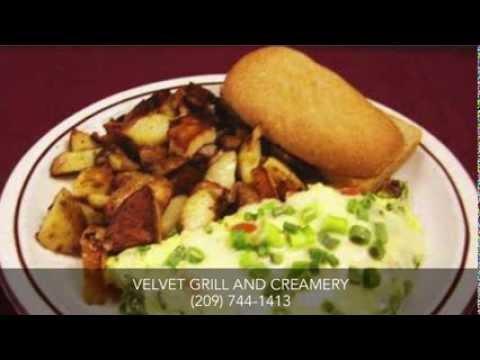 Restaurant Galt CA Velvet Grill And Creamery