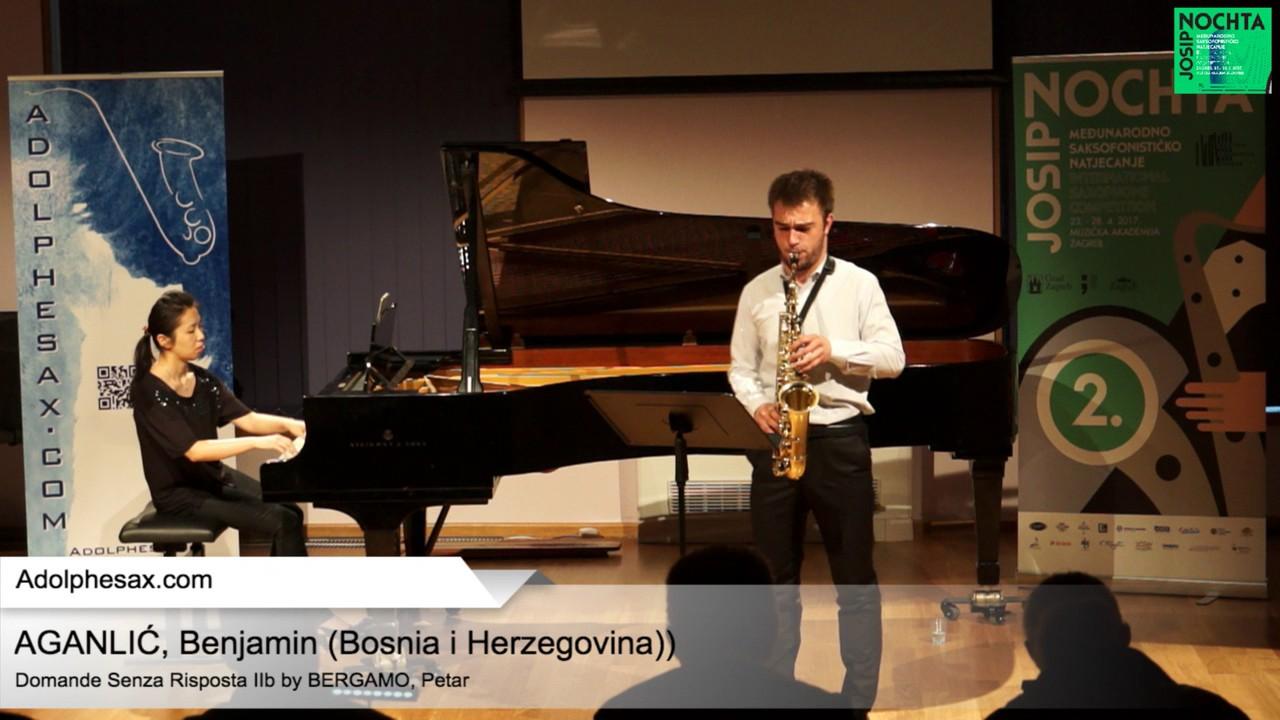 Domande senza risposta IIb (Petar Bergamo) – AGANLIC?, Benjamin (BiH)