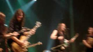 Helloween + Gamma Ray - Future world & I want out Live @ Tendastrisce (Roma) 27/11/2007
