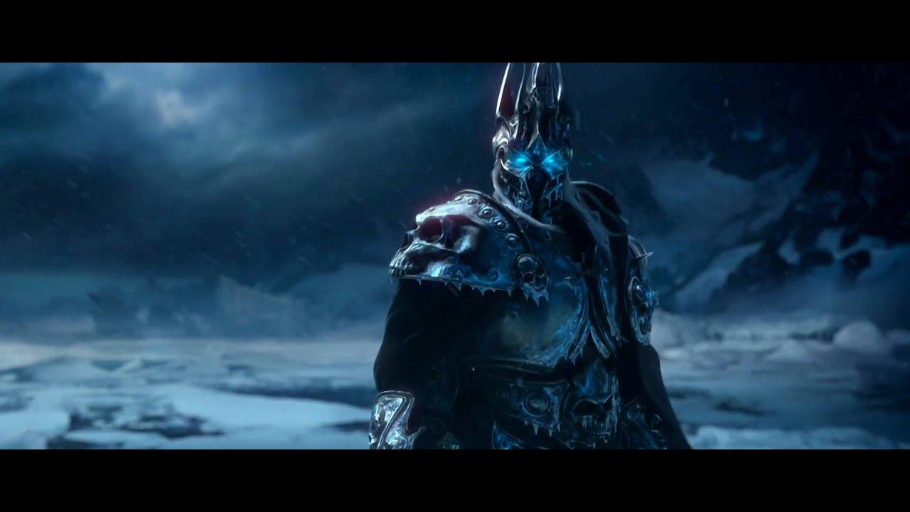 Cinématique d'introduction de World of Warcraft: Wrath of the Lich King (FR)