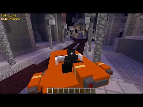 Minecraft Batman Gotham City E1 (First Edited vid with Windows Movie Maker)