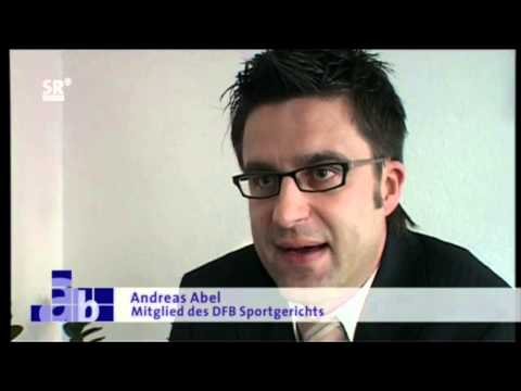 Andreas Abels Berufung ins DFB-Sportgericht