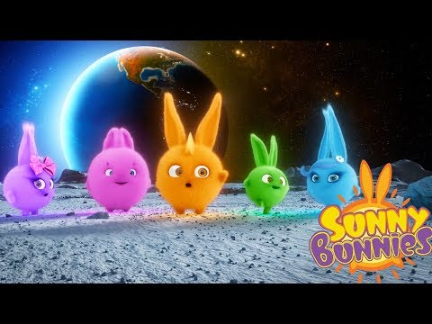 Cartoons for Children | Sunny Bunnies - OUT IN SPACE | SUNNY BUNNIES | Funny Cartoons For Children