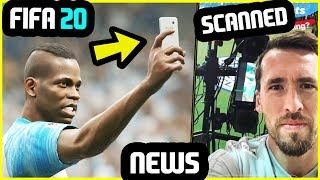 FIFA 20 - NEW CONFIRMED INFORMATION & Rumours (New Scan, Balotelli Selfie & More) #4