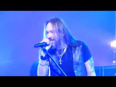 HammerFall - Templars of Steel (29.11.2014, Stadium Live, Moscow, Russia)