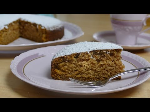 Apfelmus Kuchen Vegan Lecker Locker Saftig Youtube