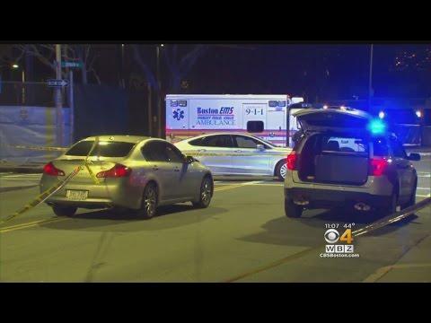 5-Year-Old Child Shot In Roxbury