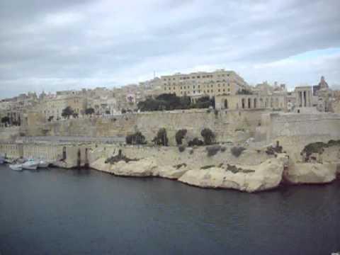 Hello Valletta, Malta...