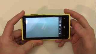 ГаджеТы: беглый обзор Nokia Lumia 820 и 920