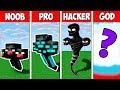 Download Mp3 Minecraft NOOB vs PRO vs HACKER vs GOD : WITHER MONSTER EVOLUTION in Minecraft