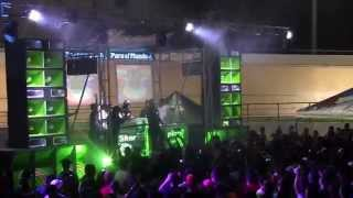 SKORPION VELODROMO, PRESENTACION DJ MANYOMA 30 D AGOSTO 2014