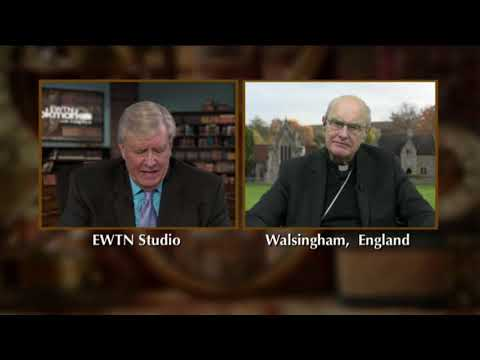 EWTN Bookmark - 2019-11-24 - Advent Meditations: Meditations for a Holy Advent