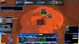 HD Achron - 1v1 (Obs): chris664haworth(C) vs Purlox(G) on Island. Game 3/3