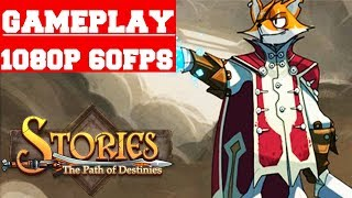 Stories: The Path of Destinies Remastered Gameplay (PC)