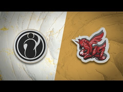 Invictus Gaming vs ahq e-Sports Club vod
