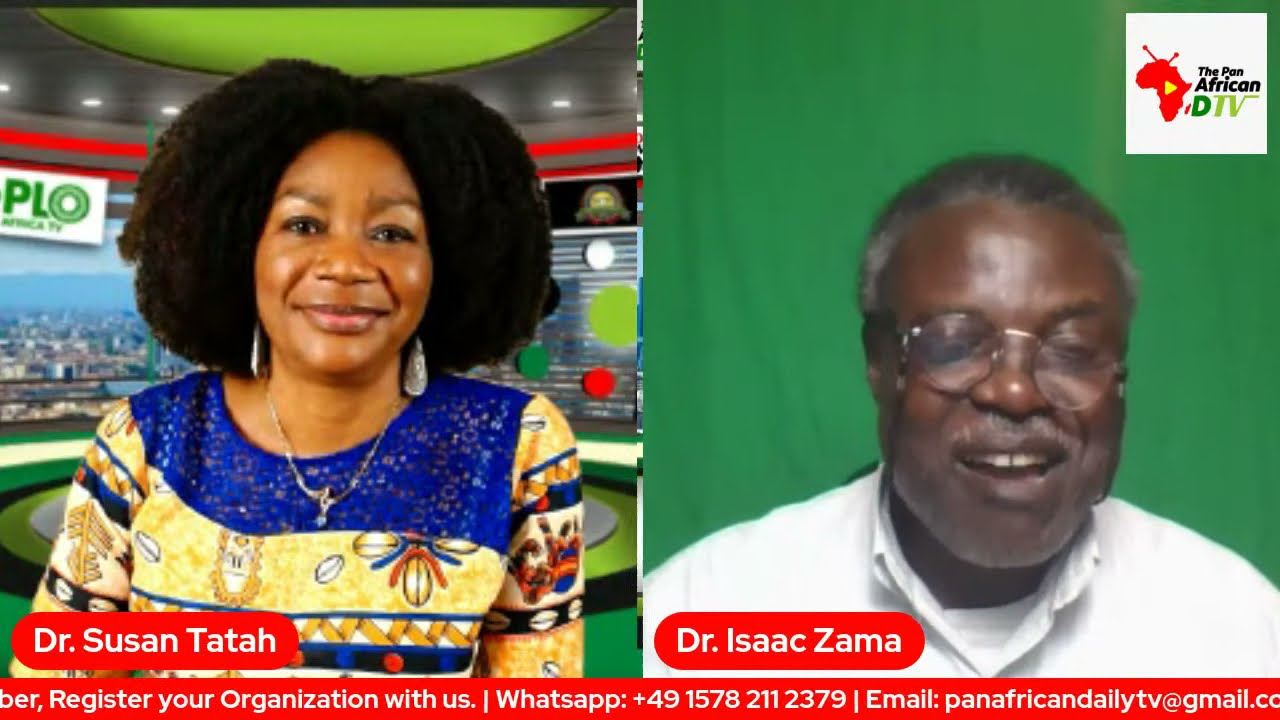 Dr. Isaac Zama: On Sustainable Agriculture in Rural Communities