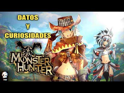 MONSTER HUNTER: DATOS Y CURIOSIDADES RANDOM! thumbnail