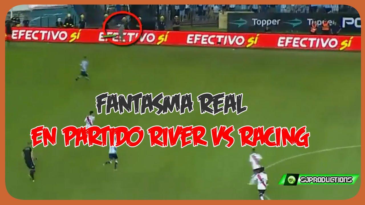 Fantasma Real En River Plate Vs Racing